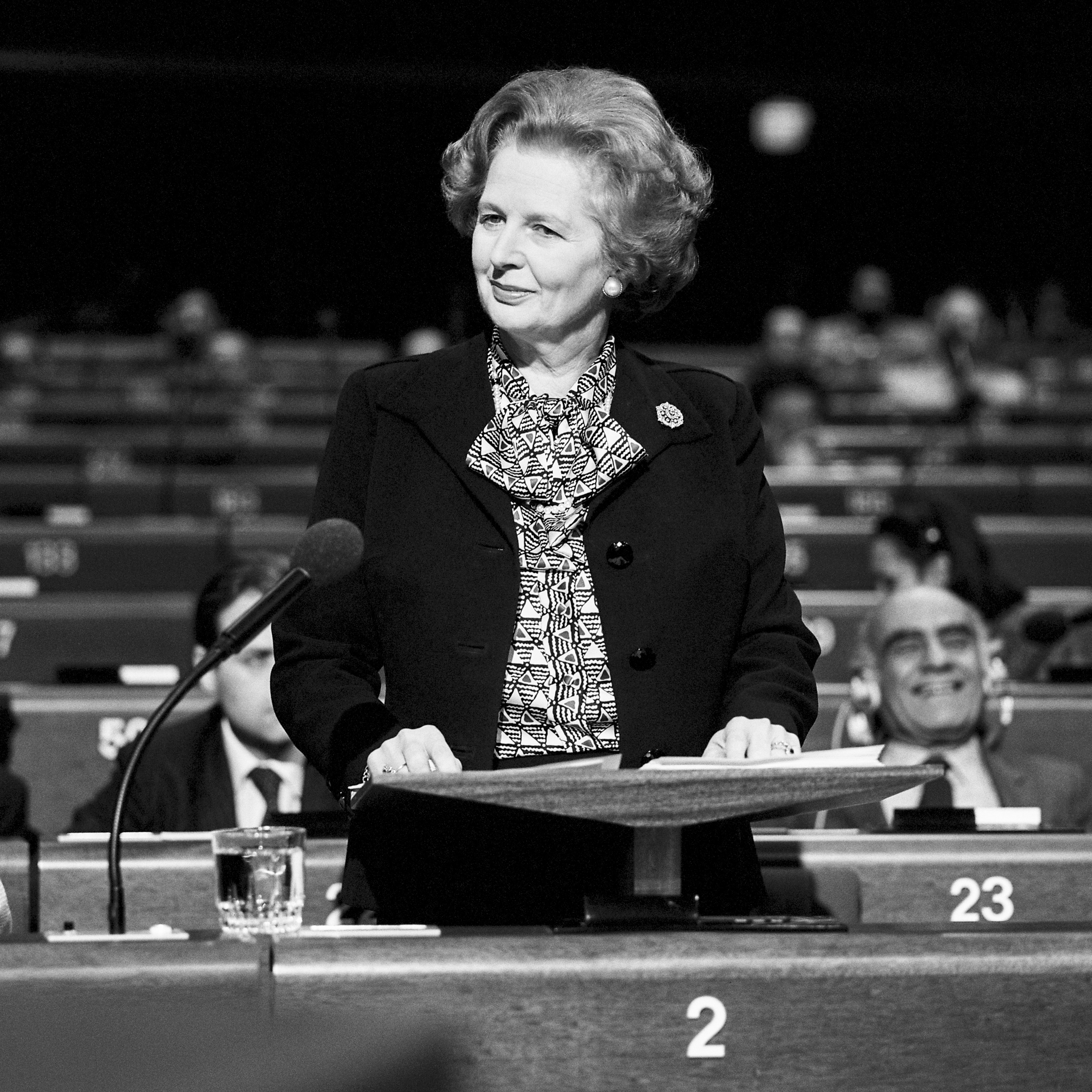 Margaret Thatcher - Tribute from European Conservatives an Reformists Group