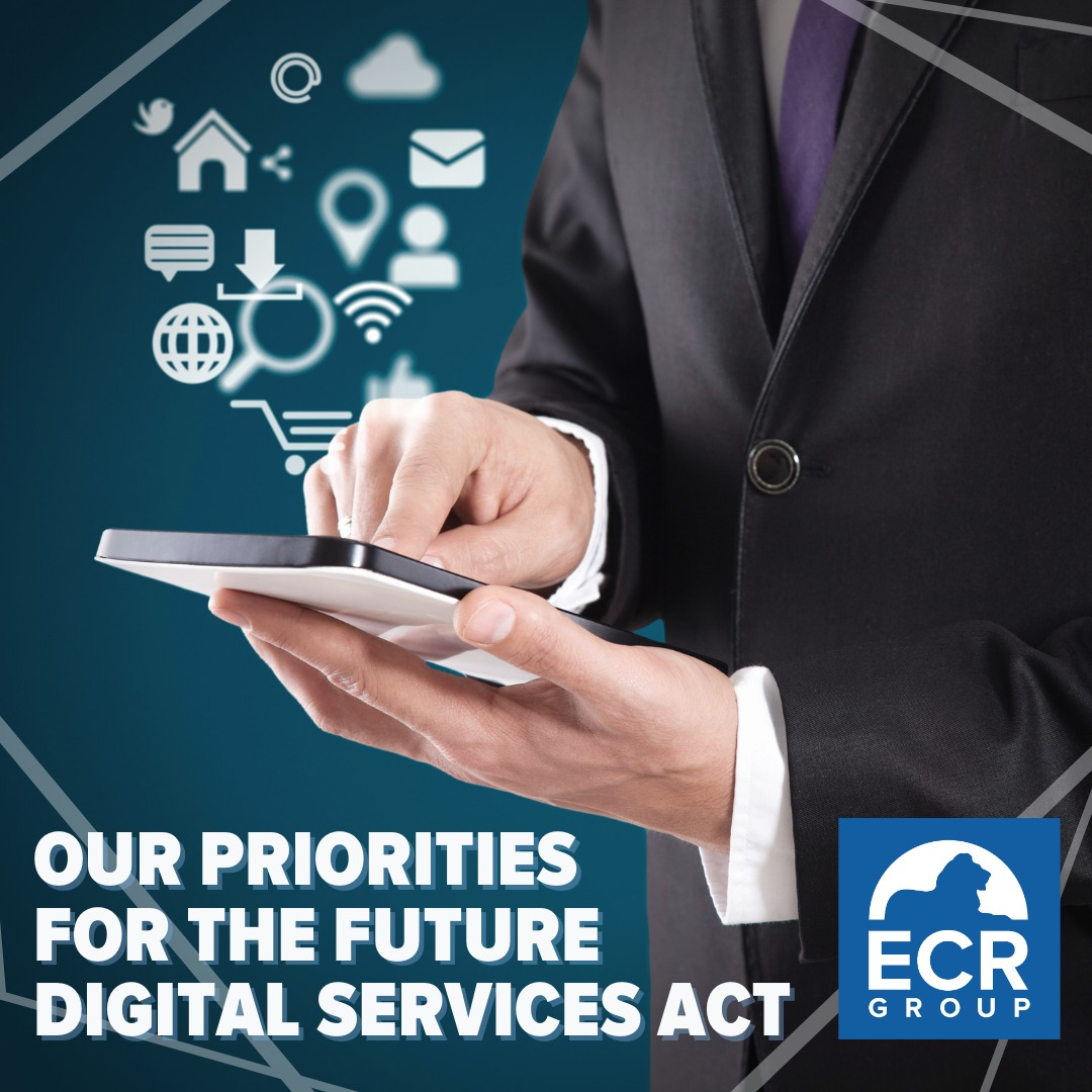 The ECR Group welcomes the adoption of three reports on the Digital Services Act