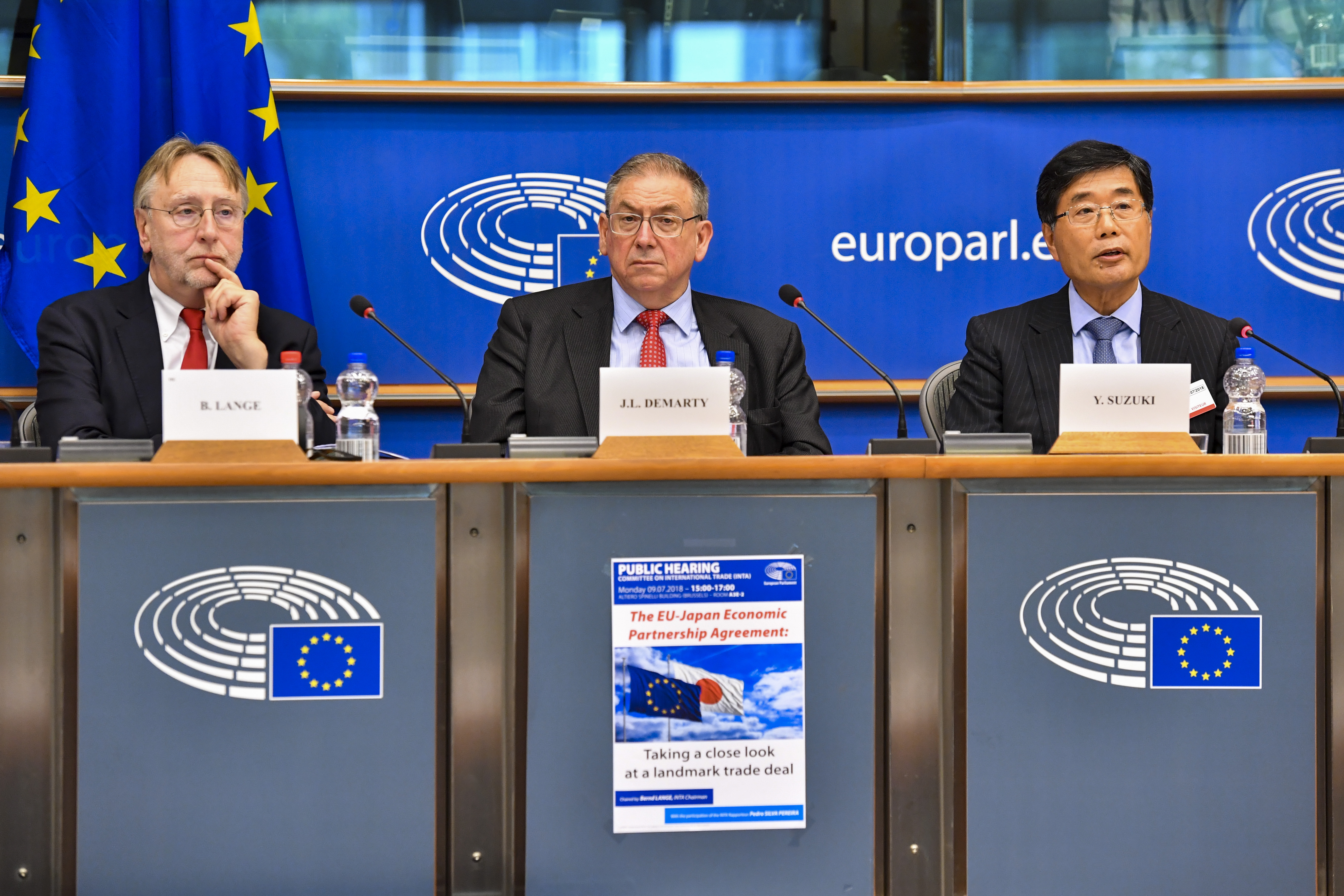 Kamall: EU-Japan trade deal brings jobs, growth and prosperity