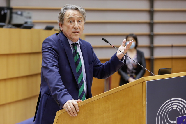"""Hermann Tertsch: """"The EU must put the systemic oppression in Latin America high on the agenda"""""""