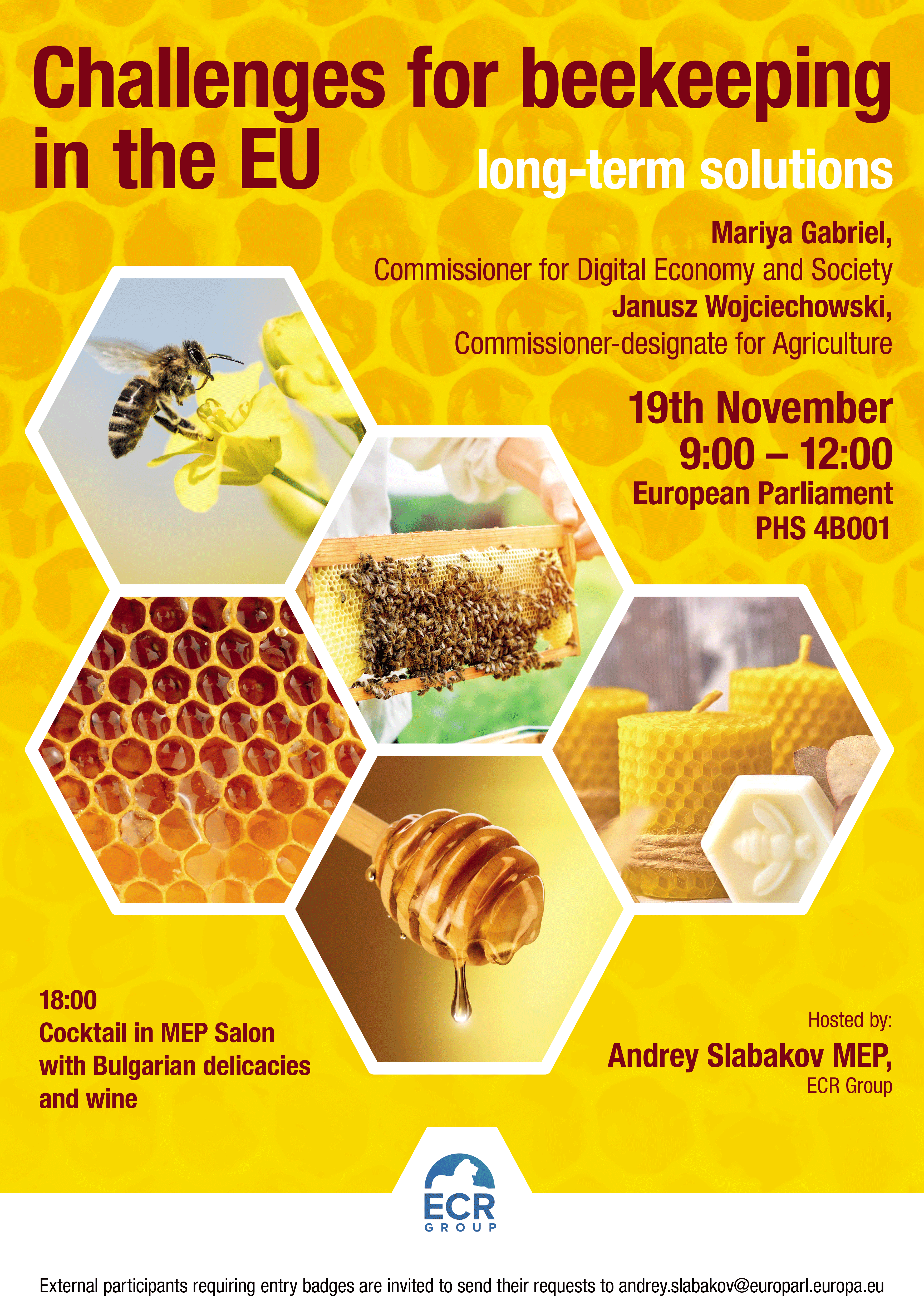 Challenges for beekeeping in the EU - long term solutions