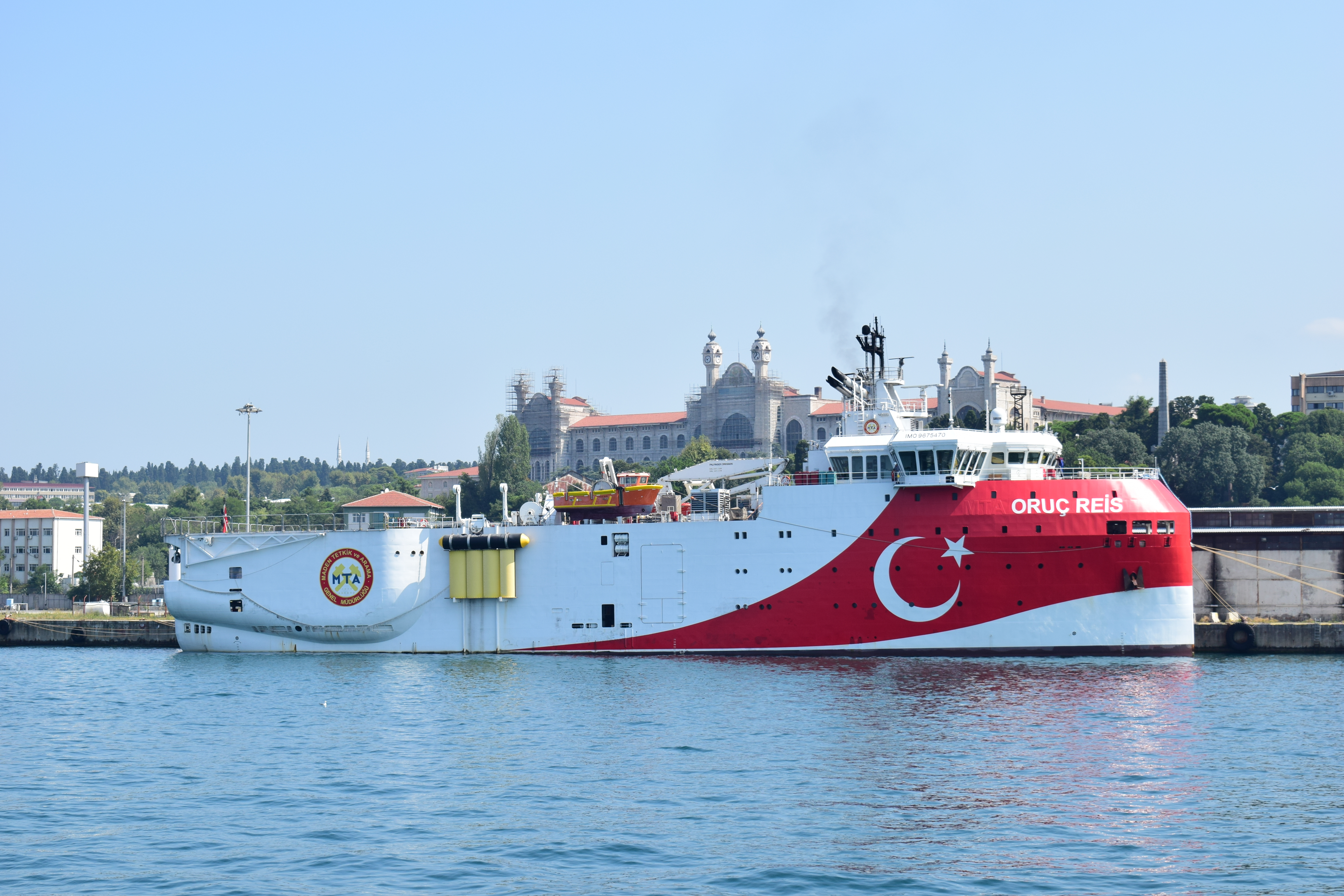 The ECR group expresses its concern with Turkey's actions in the Eastern Mediterranean