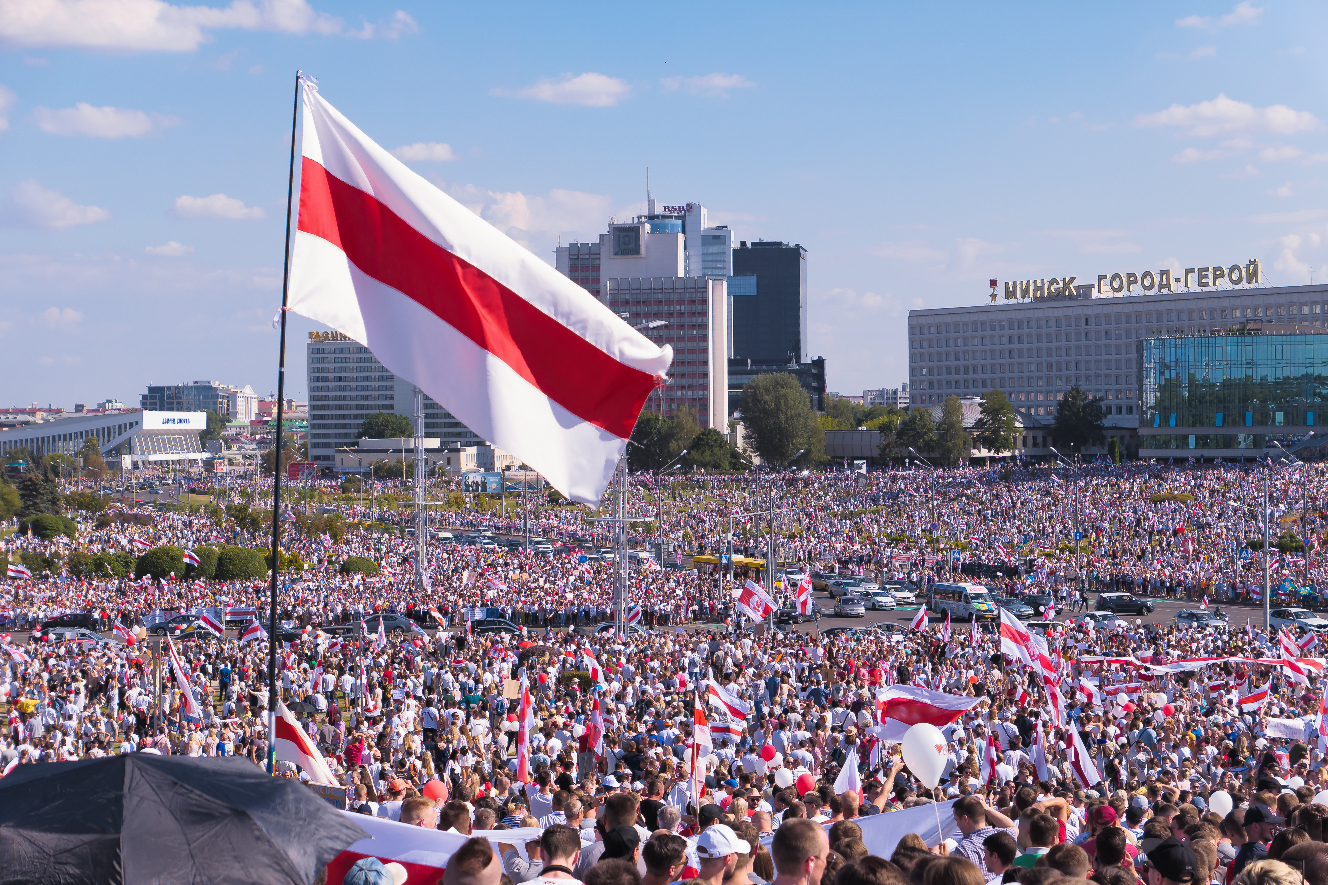 Joint Statement on the political crisis following the 9 August Presidential election in Belarus