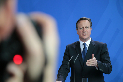 Cameron's Italian allies launch their manifesto