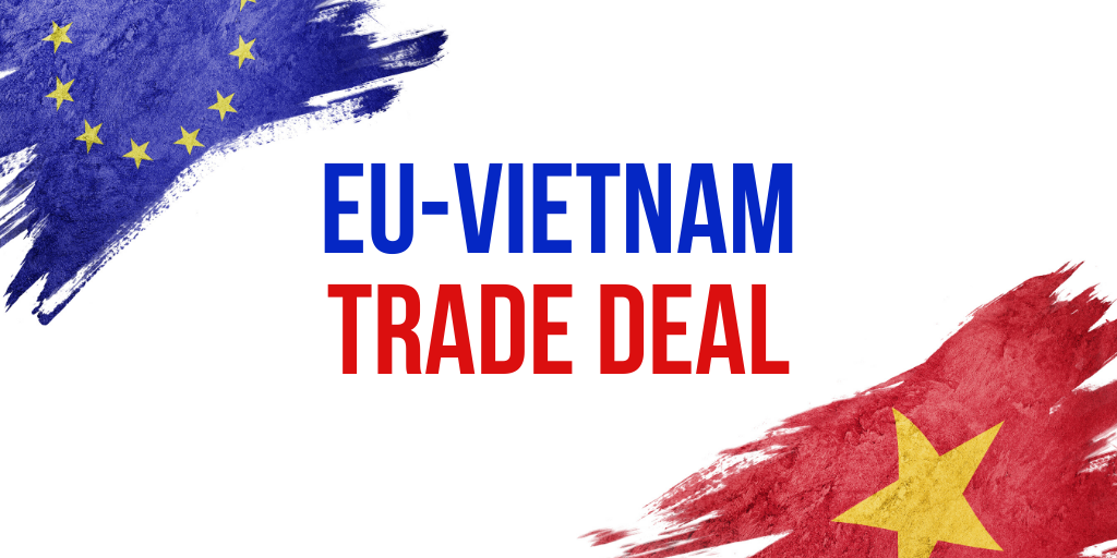 EU-Vietnam trade deal a great opportunity for business