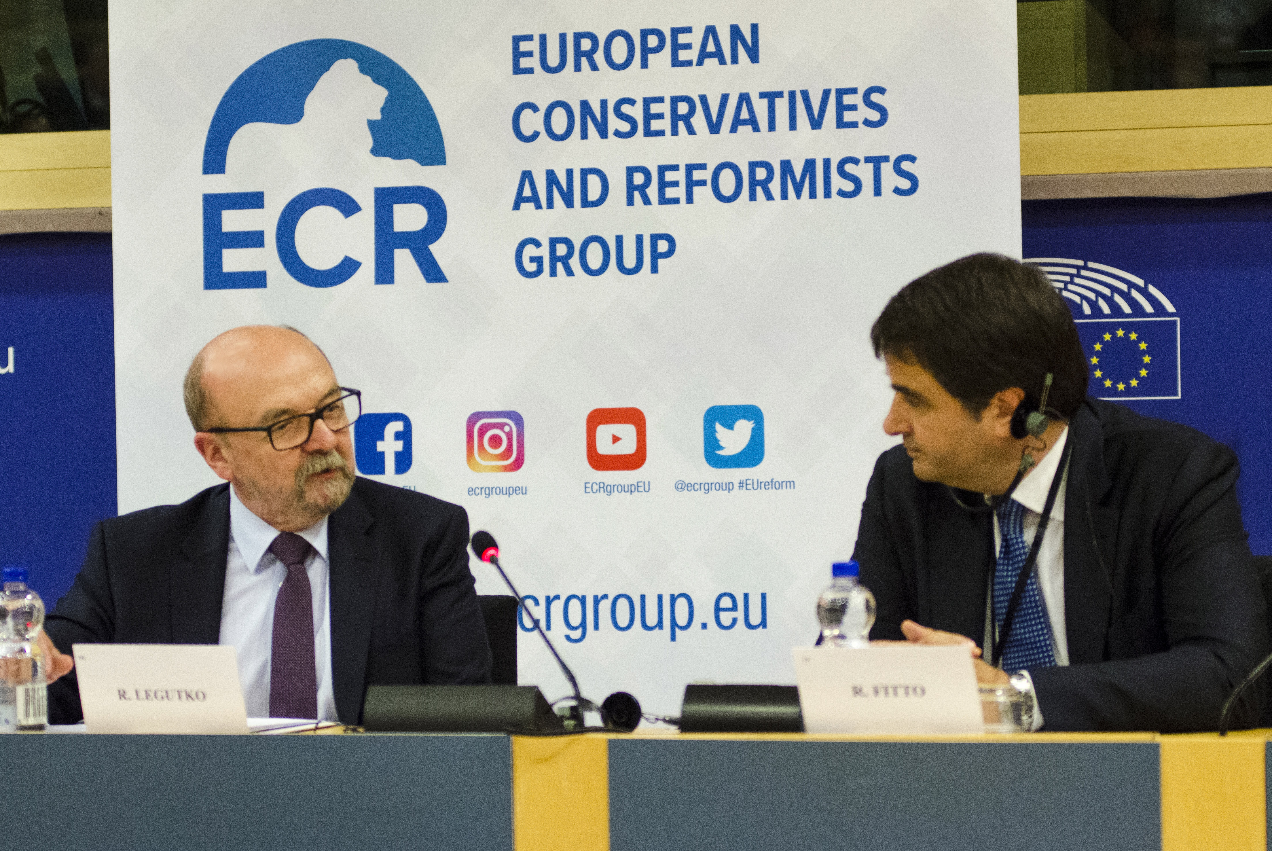 ECR Group holds constitutive meeting