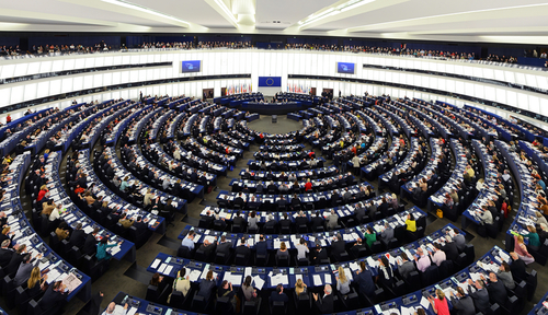MEPs set to grant themselves new powers to dissolve rival political groups