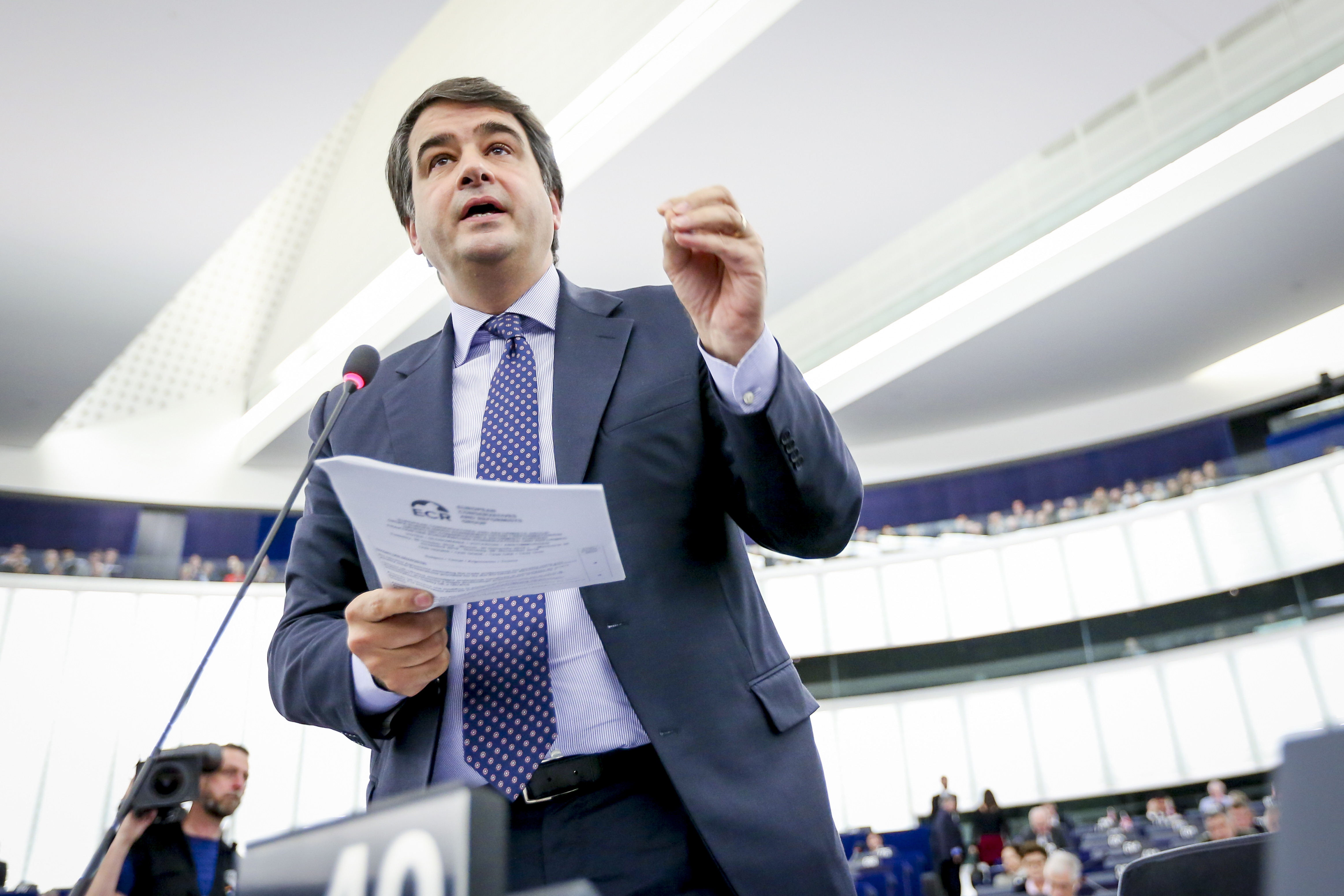 Co-Chairman Raffaele Fitto: Now, it is time to show true European solidarity