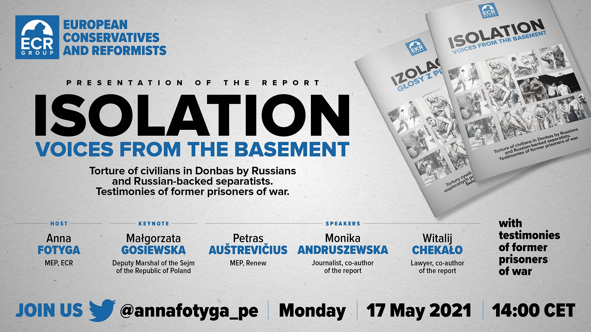Isolation: Voices from the Basement