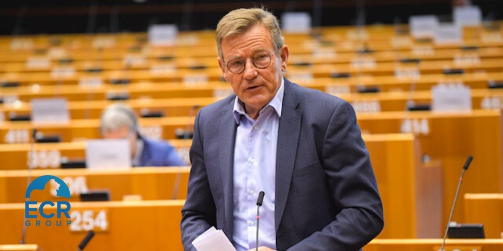 ECR MEP Van Overtveldt: We must be determined in the face of the ongoing crisis