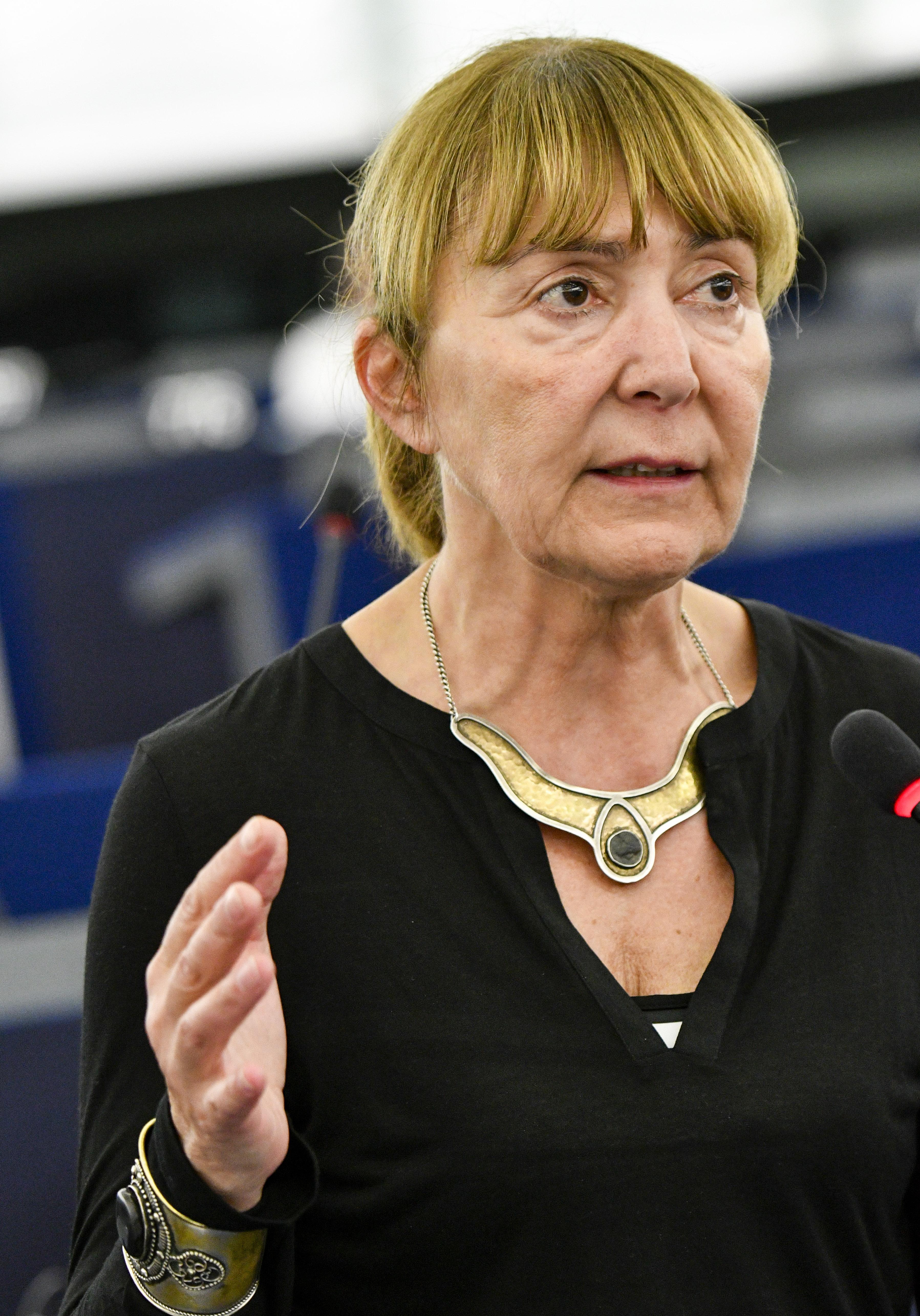 Monica Macovei: Justice in Malta still undermined by corruption