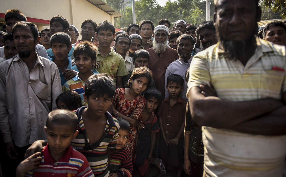 MEPs back ECR plan for an inter-governmental summit to end Rohingya crisis