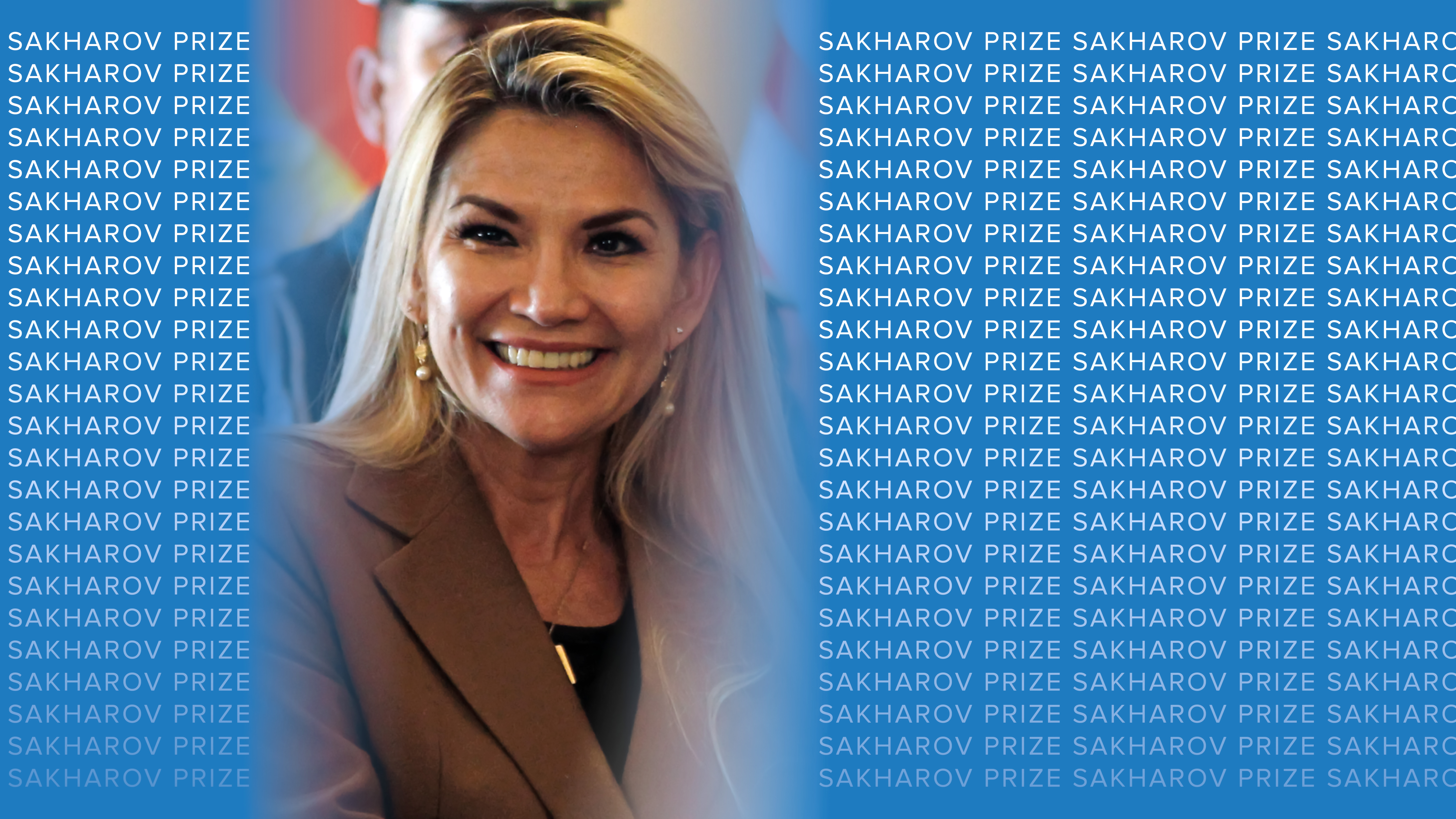 ECR Group nominates Bolivian ex-interim President Jeanine Áñez for Sakharov Prize