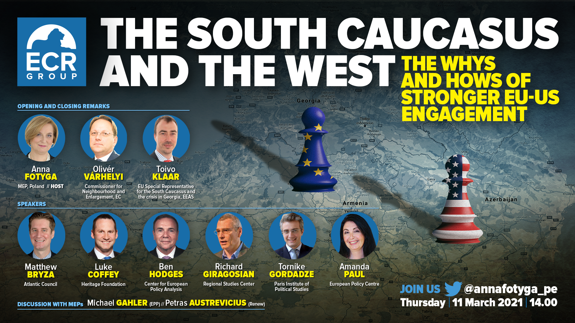 The South Caucasus and the West
