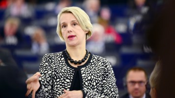 Stevens welcomes 'true contest' for EU Parliament President