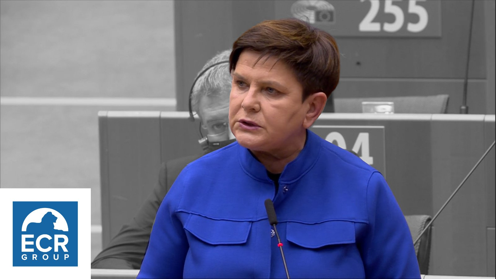 ECR MEP Beata Szydło on the preparation of the European Council meeting