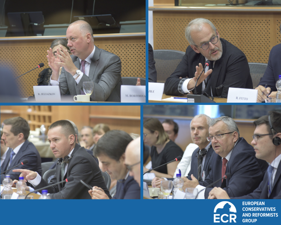 ECR MEPs discuss Mobility Package with Transport Ministers