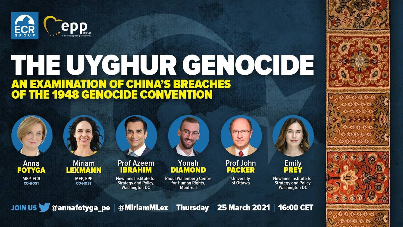 The Uyghur Genocide