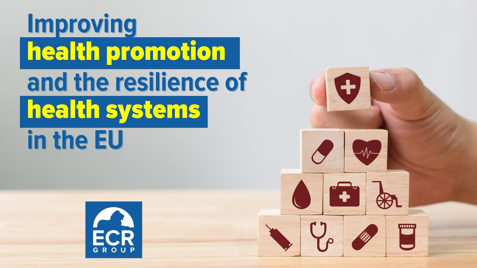 Improving health promotion and the resilience of health systems in the EU