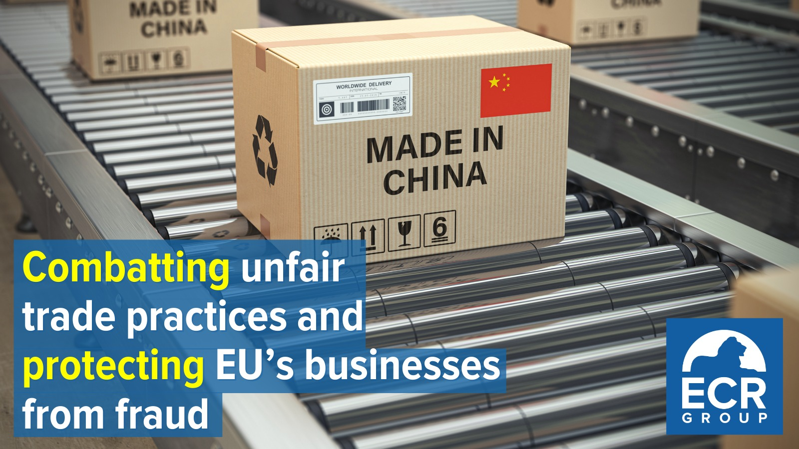 Combatting unfair trade practices and protecting EU's businesses from fraud