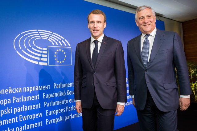 Macron and Gabriel's socialist vision of a centralised EU is a fast train to Europe's demise