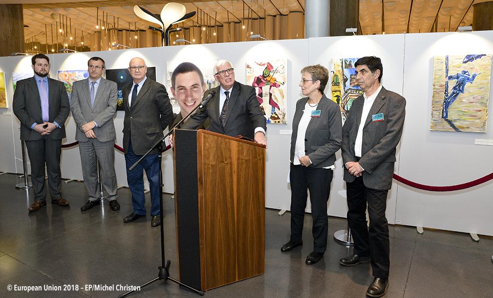 European Parliament pays respect to Lieutenant Hadar Goldin