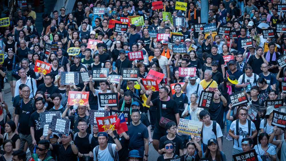 ECR Statement on the democracy movement's success during Hong Kong elections