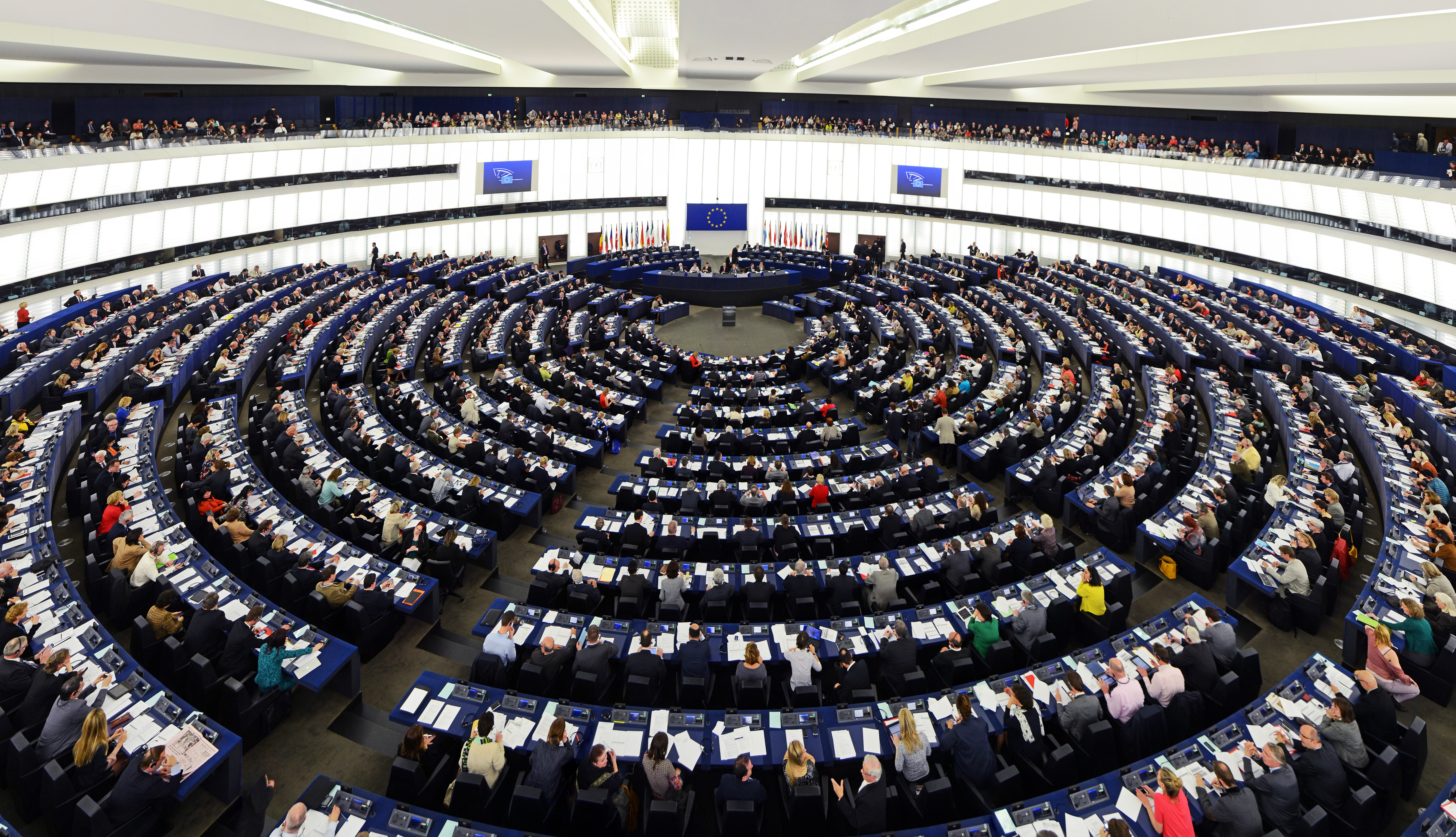 ECR adopts a motion on Luxleaks