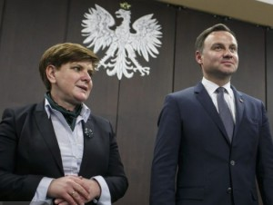 President and Prime Minister of Poland